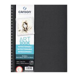 Canson Repositionable Sketching Art Book, 9in. x 12in., 30 Sheets