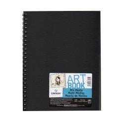 Canson Art Book All-Media Watercolor Sketchbook, 9in. x 12in., 40 Sheets