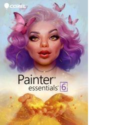 Corel Painter Essentials 6 (Windows/Mac), Download Version