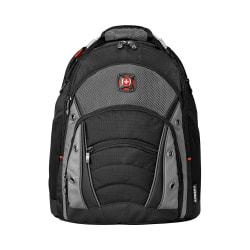 SwissGear(R) Computer Backpack With Essentials Organizer, Gray