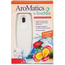 TimeMist(R) AroMatics Tropical Air Freshener Kit, Tropical Splash Scent