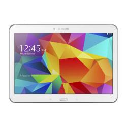 Samsung Galaxy Tab (R) 4 Tablet With 10.1in. Screen, 16GB Storage, White