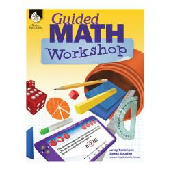 Shell Education Guided Math Workshop, Grades K - 8