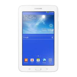 Samsung Galaxy Tab(R) 3 Lite Tablet With 7in. Screen, 8GB Storage, White