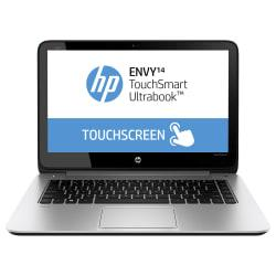 HP ENVY TouchSmart 14-k100 14-k120us 14in. Touchscreen LED Ultrabook - Intel Core i5 i5-4200U 1.60 GHz - Metal, Natural Silver