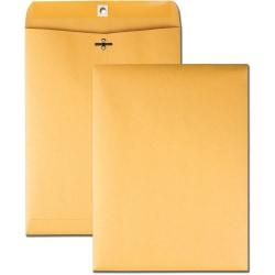 Business Source Heavy-duty Clasp Envelopes - Clasp - #63 - 6 1/2in. Width x 9 1/2in. Length - 28 lb - Clasp - Kraft - 100 / Box - Kraft