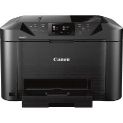Canon MAXIFY MB5120 Inkjet Multifunction Printer - Color - Plain Paper Print - Desktop - Copier/Fax/Printer/Scanner - 600 x 1200 dpi Print - Automatic Duplex Pr