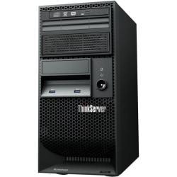 Lenovo ThinkServer TS140 70A4001MUX 5U Tower Server - 1 x Intel Xeon E3-1225 v3 3.20 GHz