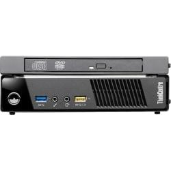 Lenovo ThinkCentre M93p 10AB0011US Desktop Computer - Intel Core i7 i7-4765T 2 GHz - Tiny - Business Black