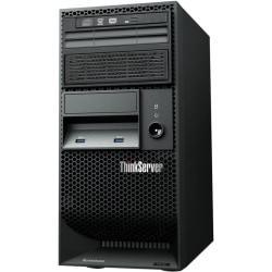 Lenovo ThinkServer TS140 70A4000HUX 5U Tower Server - 1 x Intel Core i3 i3-4130 3.40 GHz
