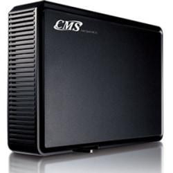 CMS Products ABSplus 4 TB Hard Drive - SATA (SATA/600) - 3.5in. Drive - External