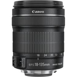 Canon 18 mm - 135 mm f/3.5 - 5.6 Zoom Lens for Canon EF/EF-S