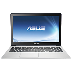 Asus VivoBook V551LB-DB71T 15.6in. Touchscreen LED Notebook - Intel Core i7 i7-4500U 1.80 GHz - Silver