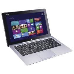 Asus Transformer Book T300LA-XH71T Tablet PC - 13.3in. - In-plane Switching (IPS) Technology - Wireless LAN - Intel Core i7 i7-4500U 1.80 GHz - Silver Aluminum