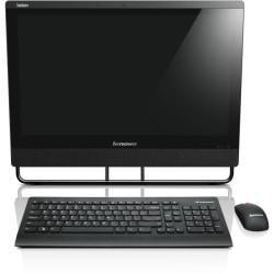 Lenovo ThinkCentre M93z 10AF0007US All-in-One Computer - Intel Core i5 i5-4570S 2.90 GHz - Desktop - Business Black