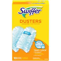 Swiffer(R) Duster Refill, Original Scent, Box Of 10