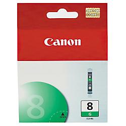 Canon CLI-8G Green Ink Tank (0627B002)