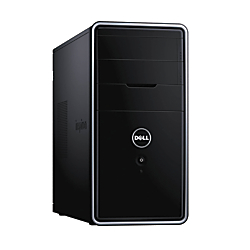 Dell (TM) Inspiron 3000 (i3847-3662BK) Desktop Computer With 4th Gen Intel (R) Core (TM) i5 Processor