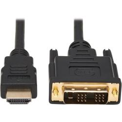 Tripp Lite 12ft HDMI to DVI-D Digital Monitor Adapter Video Converter Cable M\/M 12ft.