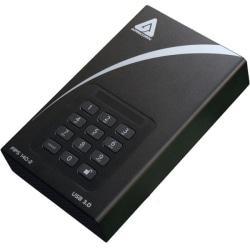 Apricorn Aegis Padlock DT FIPS ADT-3PL256F-4000 4 TB Hard Drive - 3.5in. Drive - External - Desktop