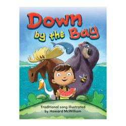 Teacher Created Materials Big Book, Down By The Bay, Pre-K - Grade 1