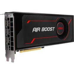 MSI RX Vega 56 Air Boost 8G OC Radeon RX Vega 56 Graphic Card - 1.18 GHz Core - 1.52 GHz Boost Clock - 8 GB HBM2