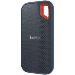 SanDisk(R) Extreme(R) Portable External Solid State Drive, 500GB, 256MB Cache, SDSSDE60-500G-G25, Black