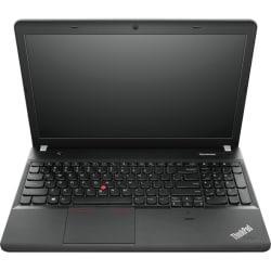 Lenovo ThinkPad Edge E540 20C6005QUS 15.6in. LED Notebook - Intel Core i5 i5-4200M 2.50 GHz - Matte Black, Silver
