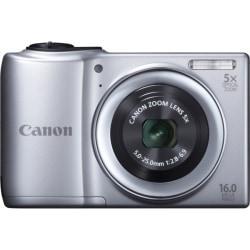 Canon PowerShot A810 16 Megapixel Compact Camera - Silver