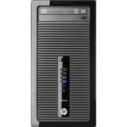 HP Business Desktop ProDesk 405 G1 Desktop Computer - AMD E-Series E1-2500 1.40 GHz - Micro Tower