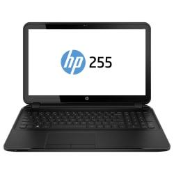 HP 255 G2 15.6in. LED Notebook - AMD A-Series - Black Licorice