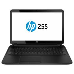 HP 255 G2 15.6in. LED Notebook - AMD A-Series A6-5200 2 GHz - Matte Charcoal