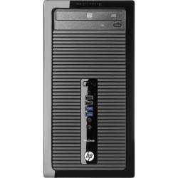 HP Business Desktop ProDesk 400 G1 Desktop Computer - Intel Core i3 i3-4130 3.40 GHz - Micro Tower