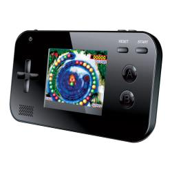 Dreamgear My Arcade(R) Portable Gaming System With 220 Games, Black, DG-DGUN-2573