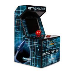 Dreamgear My Arcade(R) Retro Machine Gaming System With 200 Games, Black, DG-DGUN-2577