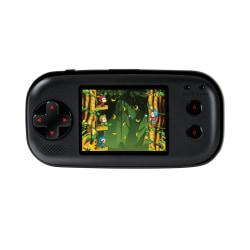 Dreamgear My Arcade(R) Gamer X Portable Handheld Gaming System With 220 Games, Black, DG-DGUN-2580