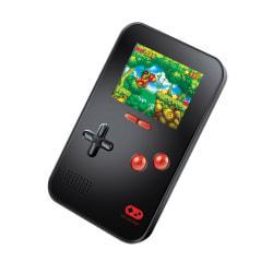 Dreamgear My Arcade(R) Go Gamer Portable Gaming System With 220 Games, Black, DG-DGUN-2864
