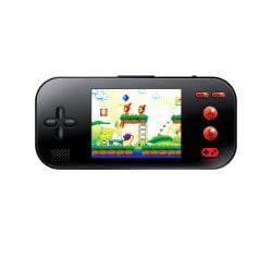Dreamgear My Arcade(R) Gamer V Plus Portable Gaming System With 300 Games, Black, DG-DGUN-2878