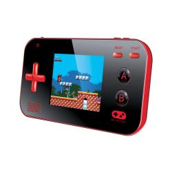 Dreamgear My Arcade(R) Gamer V Portable Gaming System With 220 Games, Red/Black, DG-DGUN-2889