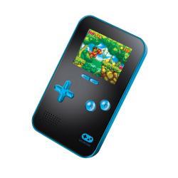Dreamgear My Arcade(R) Go Gamer Portable Gaming System With 220 Games, Blue/Black, DG-DGUN-2890