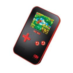 Dreamgear My Arcade(R) Go Gamer Portable Gaming System With 220 Games, Red/Black, DG-DGUN-2891