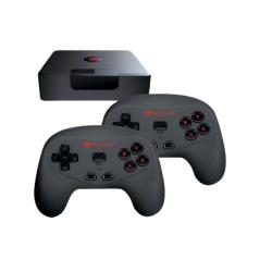 Dreamgear My Arcade(R) GameStation Wireless With 300 Games, Black, DG-DGUN-2923