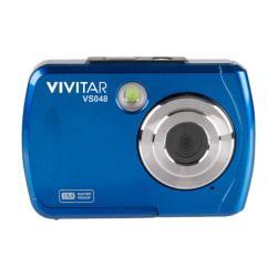 Vivitar(R) Instant VS048 16.0-Megapixel Digital Camera, Blue
