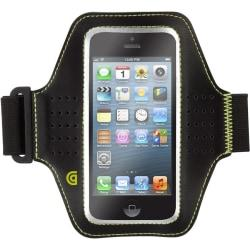 Griffin Trainer Carrying Case (Armband) for iPhone 5, iPhone 5S, iPhone 5c, iPod touch - Black