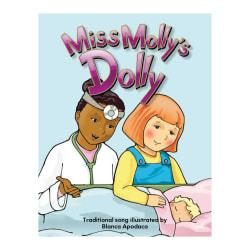 Teacher Created Materials Big Book, Miss Molly's Dolly, Pre-K - Grade 1