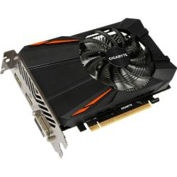 Gigabyte Ultra Durable 2 GV-N1050D5-2GD GeForce GTX 1050 Graphic Card - 1.38 GHz Core - 1.49 GHz Boost Clock - 2 GB GDDR5