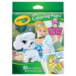 Crayola(R) Mini Coloring Book, Disney(R) Assorted Titles