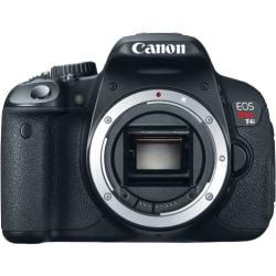 Canon EOS T4i 18 Megapixel Digital SLR Camera (Body Only)