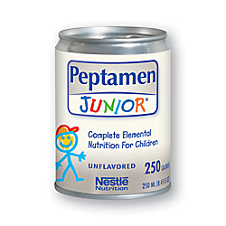 Nestle Nutritional Peptamen Junior(R), Vanilla, 8.45 Oz (250ml)