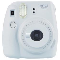 Fujifilm(R) instax(R) mini 9 Camera, Smokey White, INSTAXMINI9WHITE